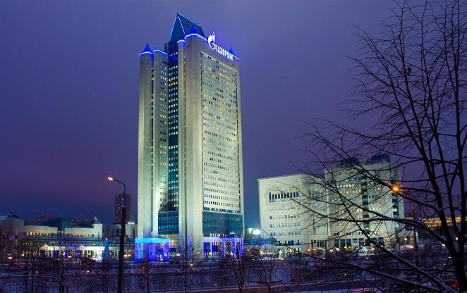 Sediul Gazprom (sursa: Gazprom)