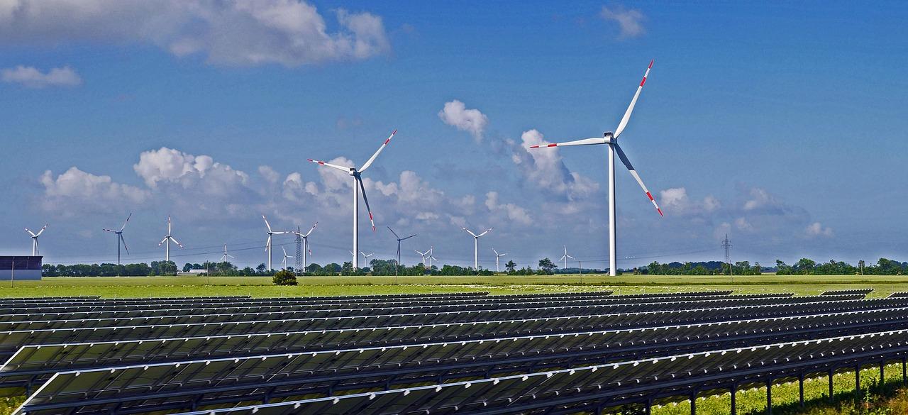 Parc regenerabile (sursa: Pixabay)