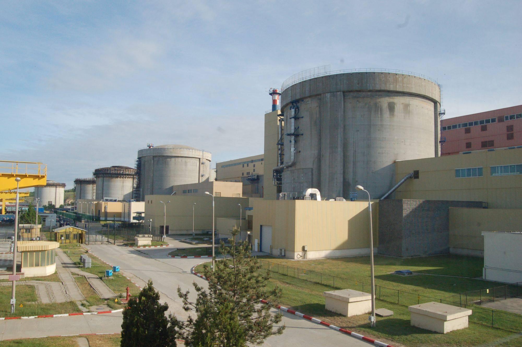Cernavoda - sursa: Nuclearelectrica. Facebook
