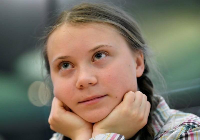 Greta Thunberg - Sursa foto: Facebook, pagina personala