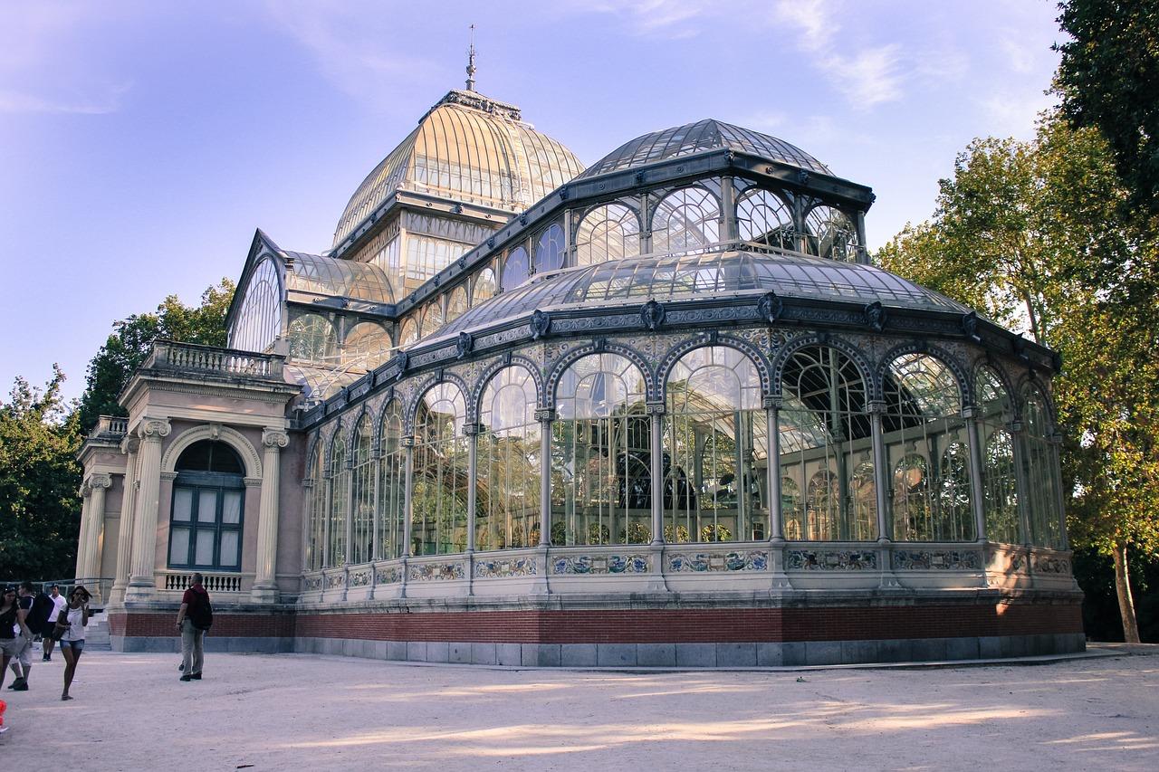 Royal Palace Madrid - Pixabay