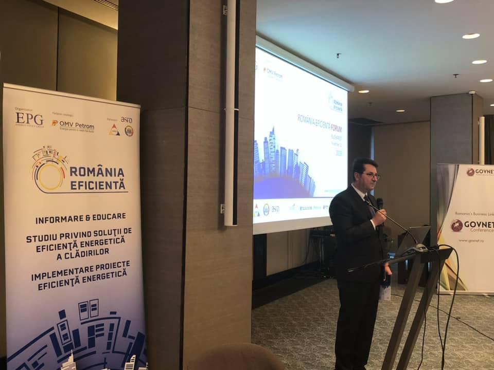 Forumul România Eficientă - sursa: Facebook
