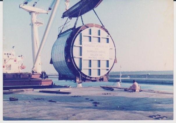 FOTO: În portul Agigea ajunge Calandria Unităţii 1