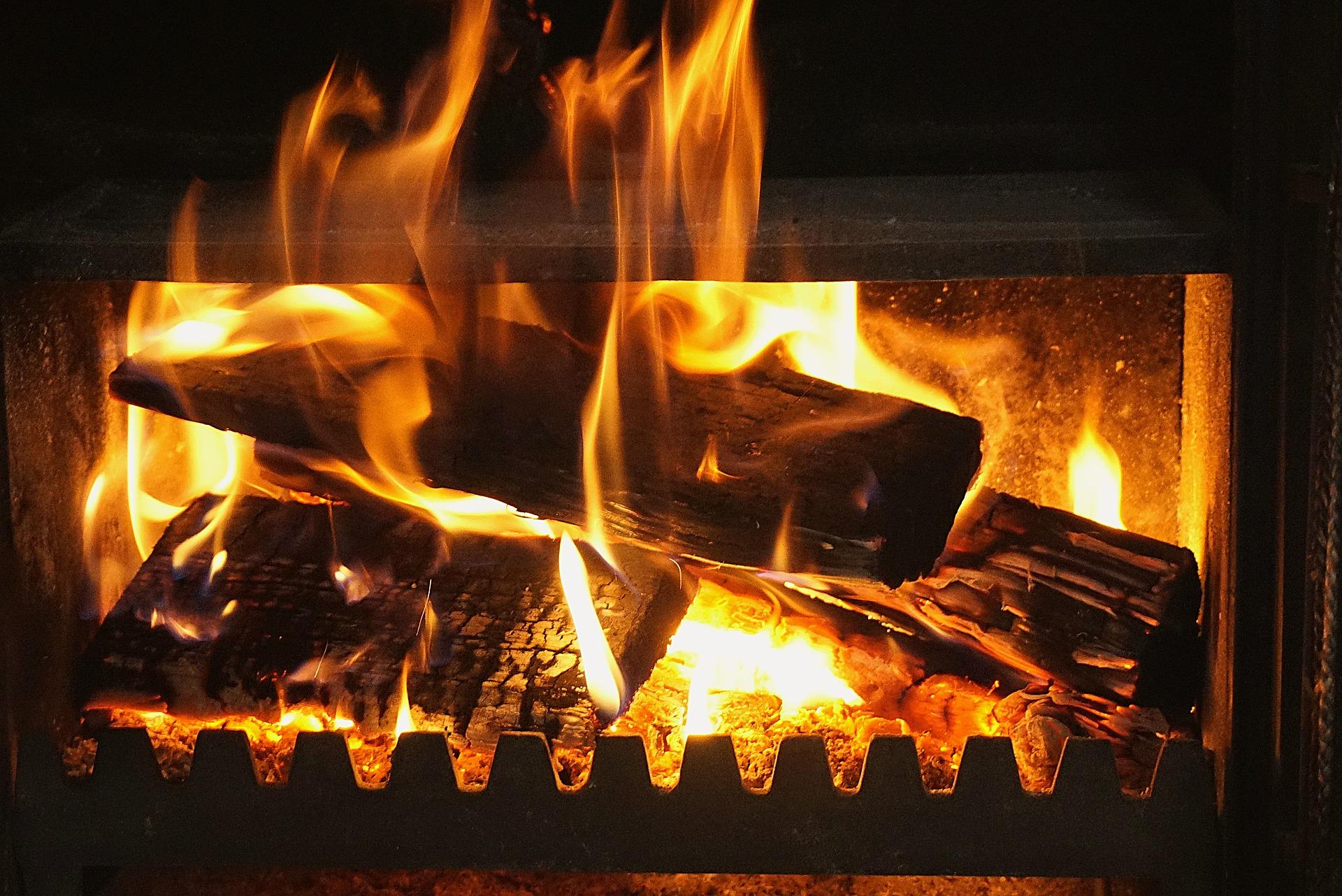 Incalzire cu lemne - sursa: Pixabay