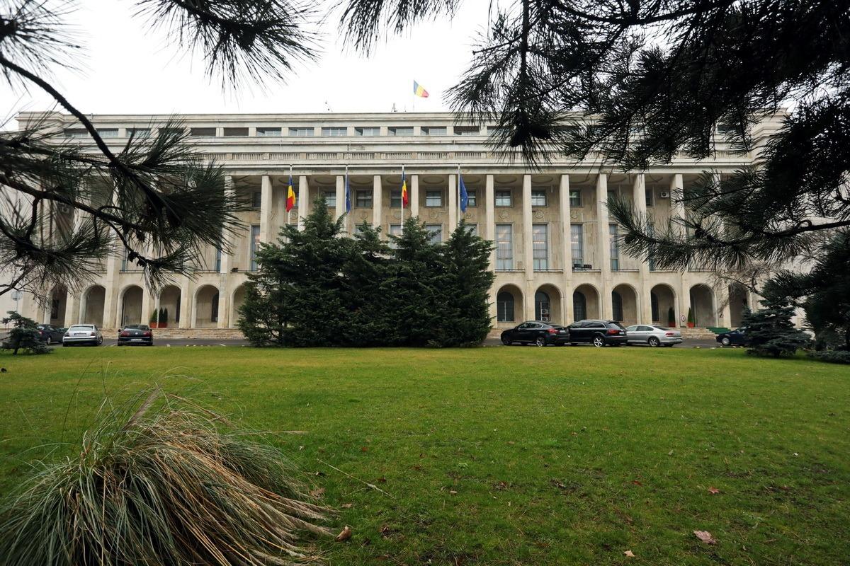 Guvernul Romaniei - sursa: Facebook/Guvernul Romaniei