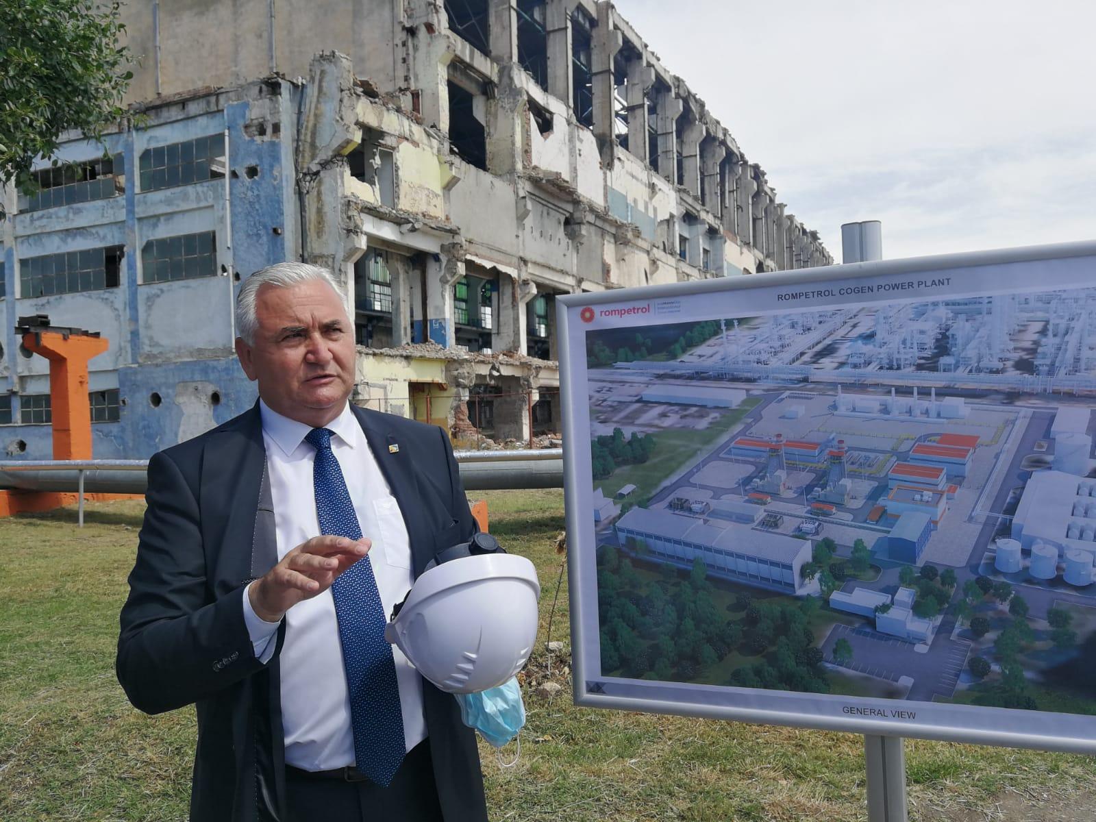 Boris Bucur, director general Rompetrol Energy - foto: NewsEnergy